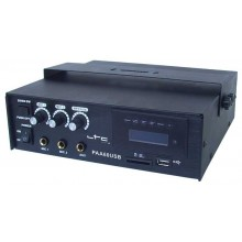 Amplificador Megáfonia 60w Mp3