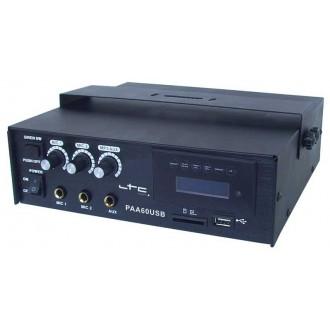 Amplificador Megáfonia 60w Mp3 - Imagen 1