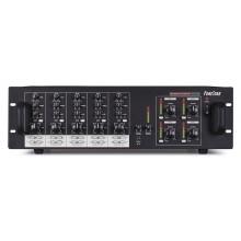 Amplificador Multizona 4 Zonas 135w