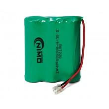 Bateria Recargable 3,6v 1600 mAh