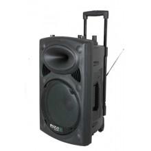Altavoz Amplificado Con Bateria 700W Ibiza Port12 Bluetooth