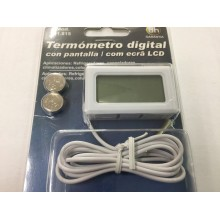 Termometro Digital Empotrable
