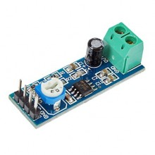 Amplificador de Audio LM386