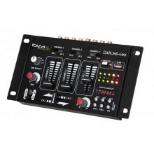 Mesa de mezcla 4 canales con USB - Imagen 1