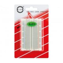 Placa Protoboard 400 contactos - Imagen 1