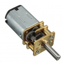 Mini Motor Con Reductora 6v 30 rpm
