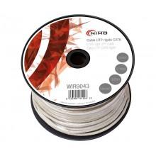 Cable UTP Categora 6 Rollo 100 m - Imagen 1
