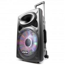 """Altavoz portatil de sonido 12"""" BT/VHF/IRC/LED - Imagen 1"""
