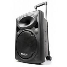 """FPS10 Sistema portatil de Sonido 10"""" BT/VHF/IRC"""