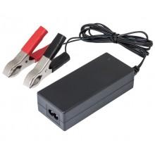 CAR1203 Cargador Baterías de Plomo 12V/4A
