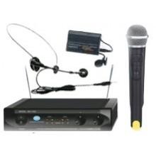 Micrófono Inalámbrico MU-1002/SET - Imagen 1