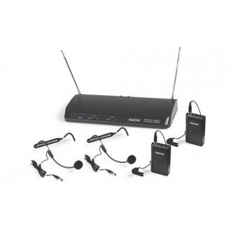 Fonestar MSH-236 Doble Micròfono Diadema - Imagen 1