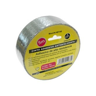 Cinta adhesiva antideslizante 5m - Imagen 1