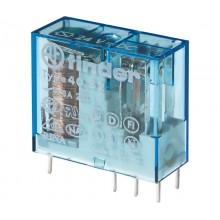 Mini-relé standard 12v 1 Circuito - Imagen 1