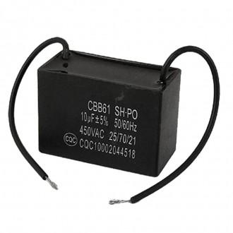 CBB661 Condesador Arranque Ventiladores - Imagen 1