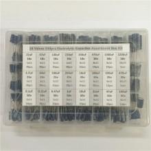 Surtido 550 Unidades Condensador Electrolitico - Imagen 1