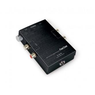 Preamplificador estéreo para giradiscos. - Imagen 1