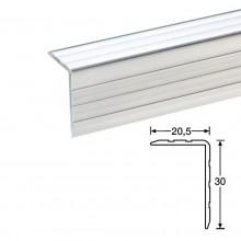 Perfil De Aluminio 30x20,5