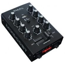 Mezclador de 2 Canales Y Bluetooth MIX50BT - Imagen 1