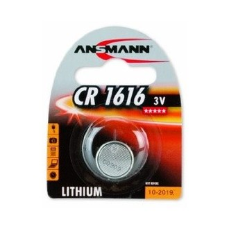 Bateria De Litio 3V CR-1616 - Imagen 1