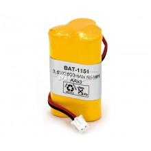 Bateria Forma Triangulo 3xAA 3,6V BAT1151
