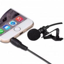 Micrófono lavalier para telefonos moviles Y PC