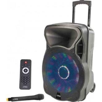 BAFLE PORTATIL 12''/30cm - 700W CON USB, BLUETOOTH, FM y MICRO VHF
