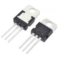 Circuito integrado regulador de tensión LM-317T