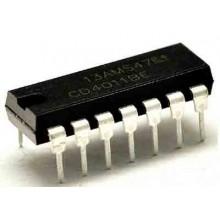 Puerta Lógica NAND CD4011BE