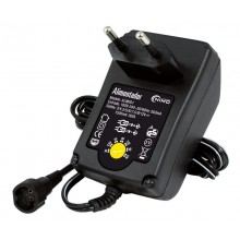 Alimentador Regulable 3 a 12v 1500 mah