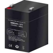 Bateria de plomo 12V / 5A