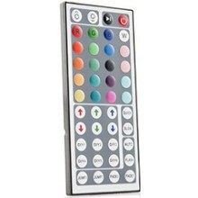Controlador RF para Tiras de LEDs RGB con Mando