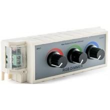 Controlador de 3 Botones para Tiras de LEDs RGB