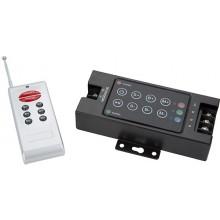 Controlador RGB de Radio Frecuencia 24VDC a 576W con Mando a Distancia