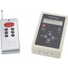 Controlador para Tira Digital 12VDC con Mando a Distancia