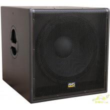 Caja Acústica Activa AS 600 PW