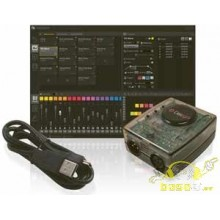 Controlador Dmx Virtual Daslight VDPDVC4GOLD