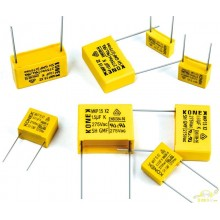 Condensador Alterna MKP1,5MF275