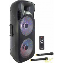 Altavoz Portatil potente 1000 w Max Party-215led