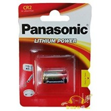 CR2 PANASONIC Bateria Litio 3v