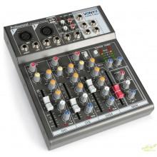 Vonyx VMM-F401 Mezclador Musicos 4 canales