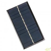 Panel Solar 6v 11x6 cm Cargador Baterias