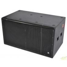 "PD-3218S Power Dynamics Subwoofer PA 2x18"" / 2000W"
