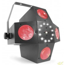 BeamZ Multitrix LED con laser y strobo