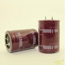 Condensador electrolitico 10000 uf 80v