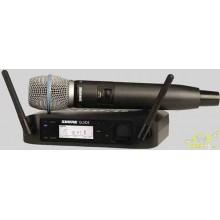 Micrófono inalámbrico Shure GLXD24E Beta87A