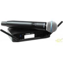 Micrófono inalámbrico Shure GLXD24-RE/SM58