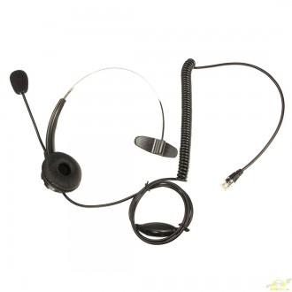 Auricular y microfófono Para Telefonos Fijos