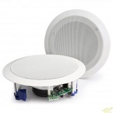 Pareja Altavoces Techo Amplificados 8 Pulagadas Bluetooth