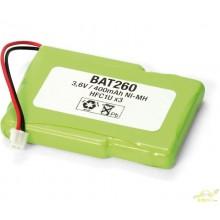 Bateria Telefono Inalambrico 3,6v 550mAh